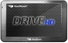 GPS navigacija NavRoad DRIVE HD Navigation GPS 5+ Navigator FREE EUROPE GPS navigacinė technika