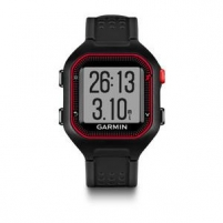 GPS navigacinė technika Garmin Forerunner 25 (Black-Red)