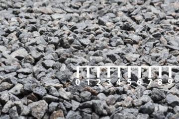 Granito skalda fr. 8-11mm, 20kg Dekoratyviniai akmenys, skalda