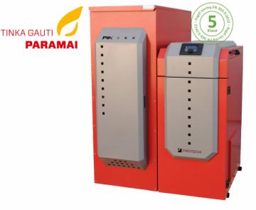 Granulinis katilas Protech PIK 37 Pellet boilers