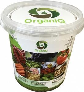 Granuliuotas paukščių mėšlas ORGANIQ (organinė trąša) - 1kg Trašos, dirvožemio gerinimo priemonės