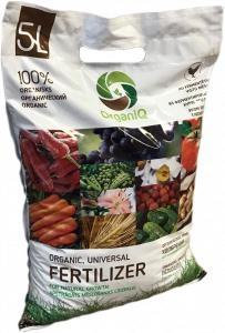 Granuliuotas paukščių mėšlas ORGANIQ (organinė trąša) - 4,3kg Trašos, dirvožemio gerinimo priemonės