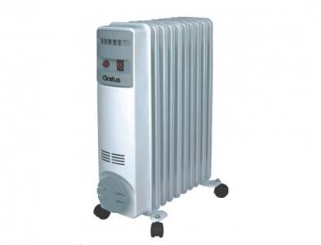 GRATUS ST902 Tepalinis radiatorius Šildytuvai tepaliniai