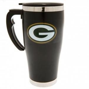 Green Bay Packers prabangus kelioninis puodelis