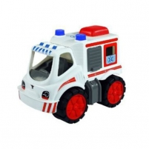 Greitoji pagalba Big-Power-Worker Ambulance