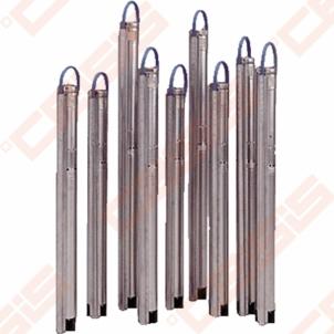 Gręžinio siurblys vandens tiekimui Grundfos SQE 2-85; 1~230V; 1,15kW Water pumps