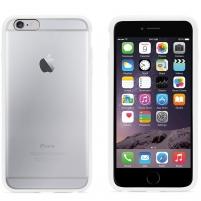 Griffin Reveal telefono dėklas Apple iPhone 6 Plus telefonui (Baltas)