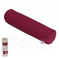 Grikių lukštų pagalvė - volelis GRIKĖ ø13cm, ilgis 46 cm