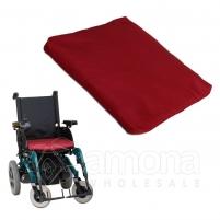Grikių lukštų pagalvė GRIKĖ 42x42 į neįgaliųjų vežimėlį Grikių lukštų gaminiai