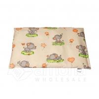 Grikių lukštų pagalvė vaikiška (plona) GRIKĖ 60x40 Pillows