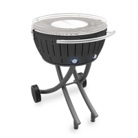 Grilis Lotusgrill G 600 XXL Garden Grill G-AN-600 Charcoal, Diameter 60 cm, Anthracite Grey Grills