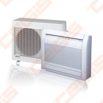 Grindinis oro kondicionierius FUJI ELECTRIC LVCA serija RGG14LVCA/ROG14LVLA 4,2 kW (išorinis/vidinis blokai) Air conditioning