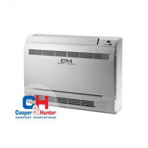Cooper&Hunter grindinis oro kondicionierius - šilumos siurblys Consol Inverter Šilumos siurbliai, kondicionieriai