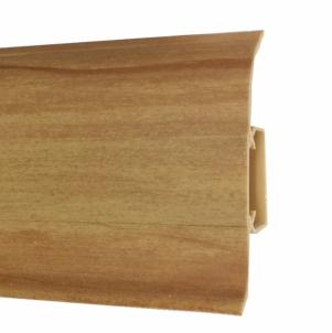 Plinth PVC 524 FLEX SMART light bulb Skirting (pvc, fiberboard, wood)