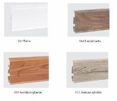 Grindjuostė PVC EVO įvairių spalvų