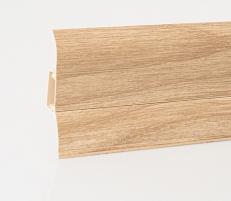 Grindjuostė PVC LP-60 Ąžuolas (132) Grindjuostės (PVC, MPP, medžio)