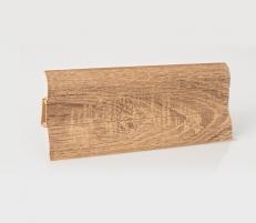 Grindjuostė PVC LP-60 Dorijanų ąžuolas (207) Grindjuostės (PVC, MPP, medžio)