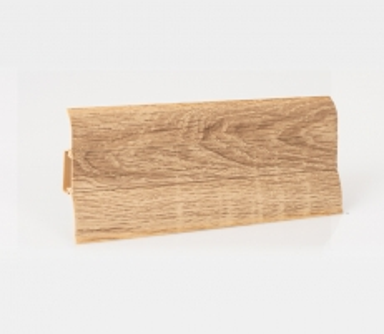 Grindjuostė PVC LP-60 Evoros ąžuolas (200) Grindjuostės (PVC, MPP, medžio)