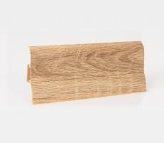 Plinth PVC LP-60 Evoras oak (200) Skirting (pvc, fiberboard, wood)