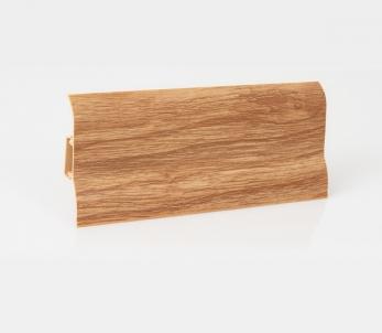 Plinth PVC LP-60 Midnight oak (126) Skirting (pvc, fiberboard, wood)