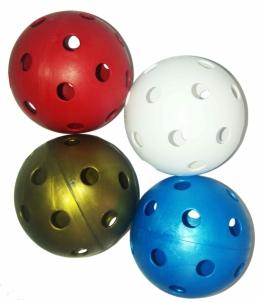 Grindų riedulio kamuoliukai CLASSIC Žolės riedulio priedai