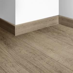 Grinjuostė MPP P85 3749 (2500*85*16) Skirting (pvc, fiberboard, wood)