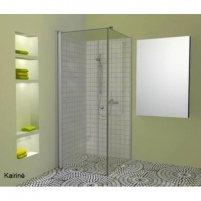Griubner square shower 90x90