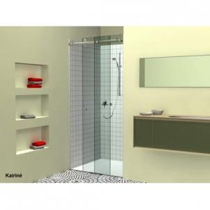 Griubner stumdoma dušo sienelė 110 Dušo sienelės, durys