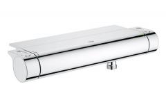 Grohtherm 2000 new dušo termostatas su lentynele