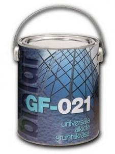 GruntasGF-021 raudonai-rudas 2.3 ltr. Statybiniai gruntai