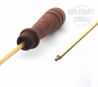 Grūstuvas ginklui, 1-dalis. cal. 7-9,3 mm, žalvaris Sportinio šaudymo priedai