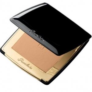 GUERLAIN Parure Gold Compact Foundation 04 Beige Moyen 9g Pudra veidui