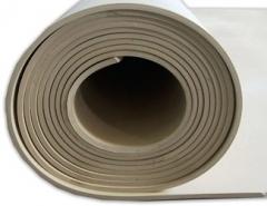 Guma NR 2mm. Kiti techninės gumos produktai