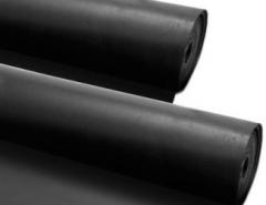 Guma SBR 50mm, Lenkija Ūdensnecaurlaidīgs gumijas (sbr)