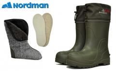 Guminiai batai NordMan Optimal PE-16-2 UMM15 The shoes of the fisherman