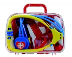 Gydytojo rinkinys lagamine su 6 priedais | Simba