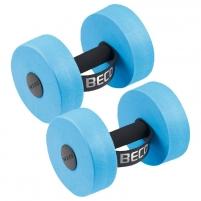Hanteliai Aqua Fitneso Beco Aqua Hantel M dydis Sportui ir terapijai vandenyje