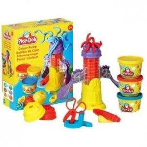 Hasbro 90402 PLAY-DOH Colour Pump Lavinimo žaislai