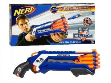 Hasbro A1691 Nerf Elite Rough Cut Rotaļlietas zēniem
