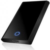 Icy Box External 2,5 HDD case SATA to 1x USB 3.0, Black  Protection bag Hdd kastes