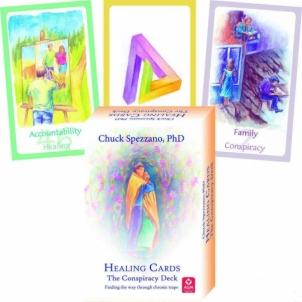 Healing kortos ir knyga