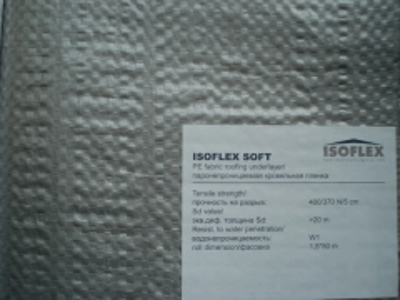 Hidroizoliacinė plėvelė ISOFLEX Condensation film