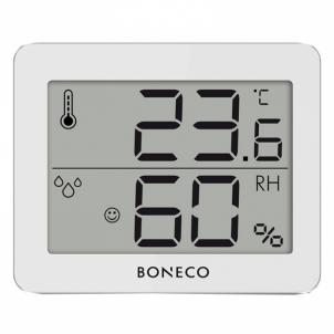 Hidrometras -termometras Boneco X 200 (higrometrs-termometrs) Interjero laikrodžiai