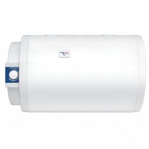 Horizontalus kombinuotas vandens šildytuvas Tatramat LOVK 80; 80 l Elektriniai vandens šildytuvai