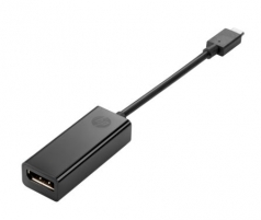 HP Elite x2 USB-C to DisplayPort Adapteris