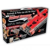 Įkraunama šluota - siurblys Swivel sweeper G6 Vacuum cleaners