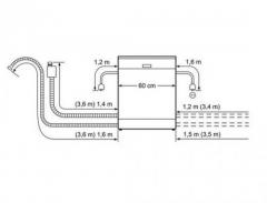 Įmontuojama indaplovė Bosch SMV68N60EU Įmontuojamos indaplovės