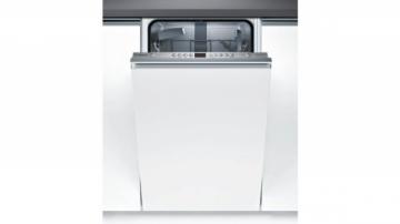 Įmontuojama indaplovė Dishwasher Bosch SPV44IX00E | 45cm A+ Fitted with dishwasher