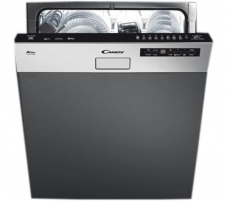 Įmontuojama indaplovė Dishwasher Candy CDS2D35X | 60cm