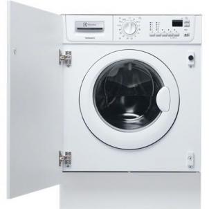 Įmontuojama skalbyklė Electrolux EWX147410W Įmontuojamos skalbimo mašinos